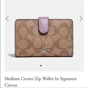 Coach Medium size Wallet